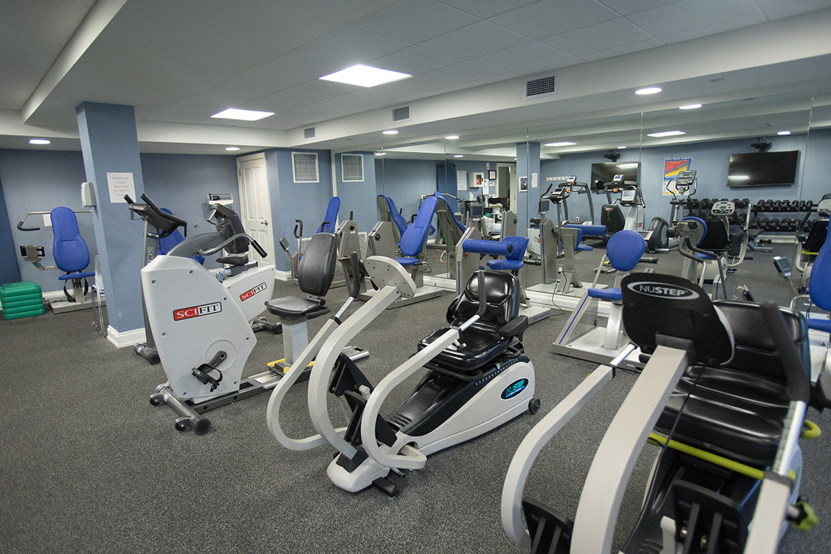 Gym-exercise-equipment